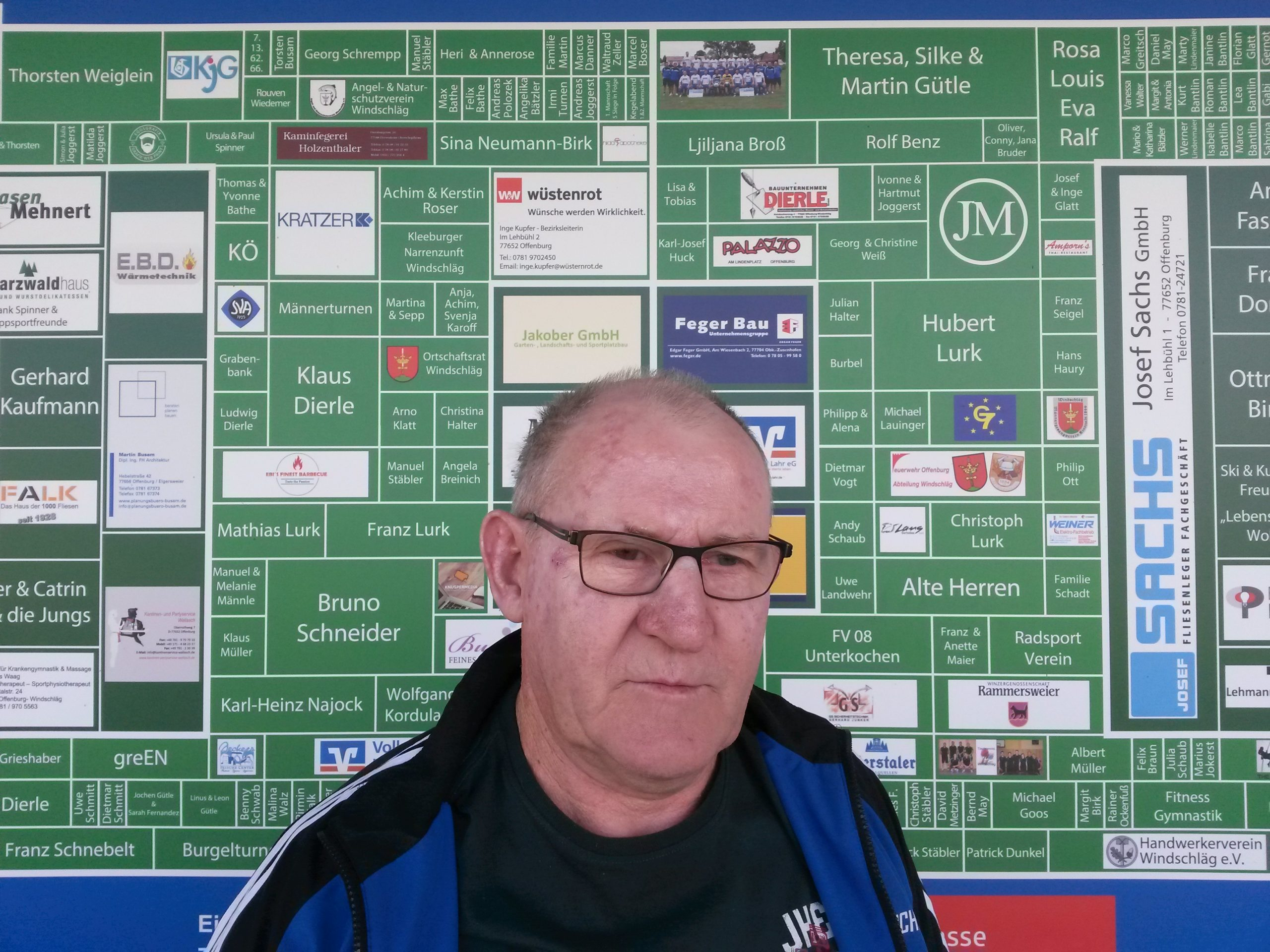 Klaus Dierle | Verwaltungsrat