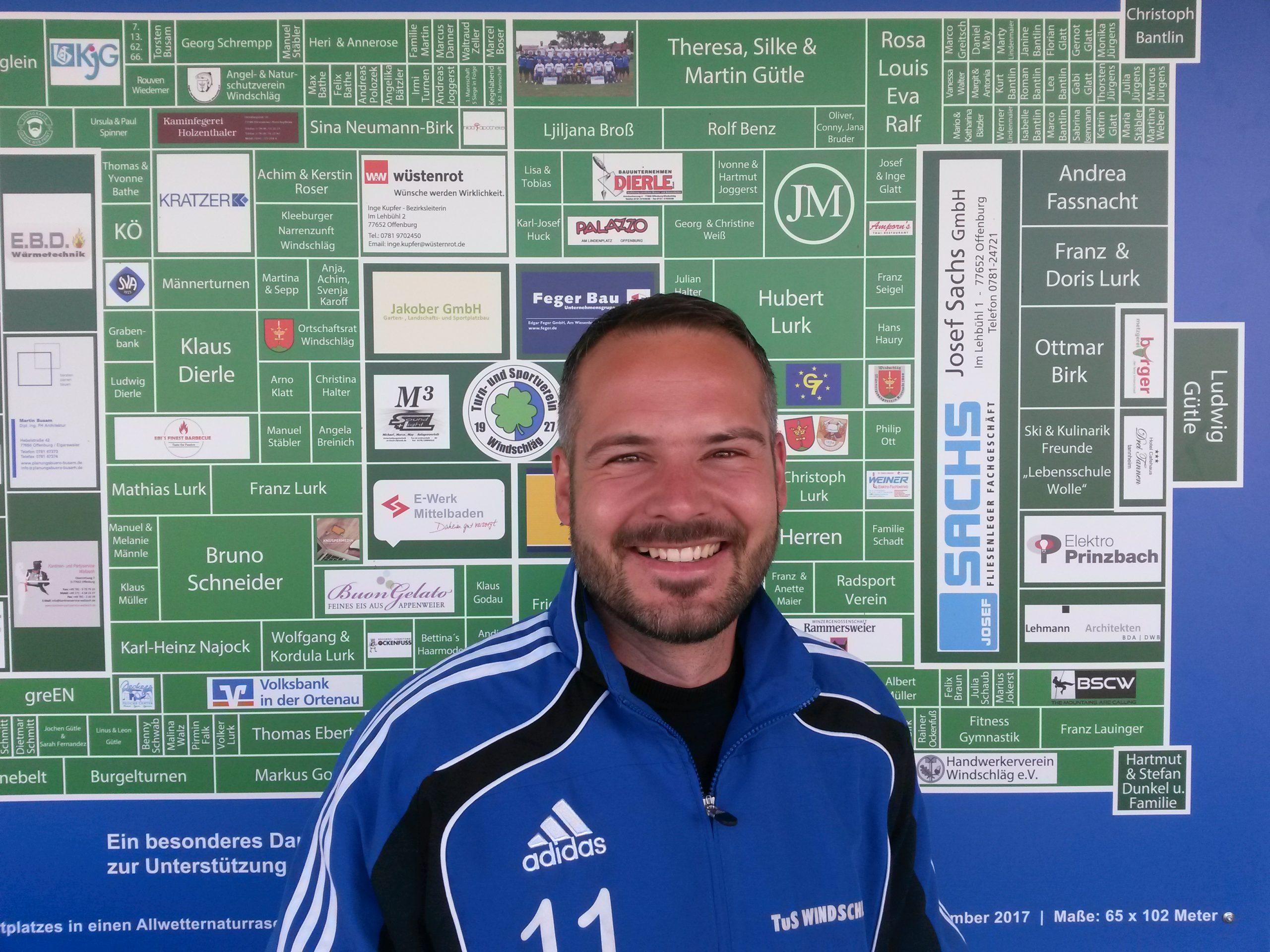 Markus Goos | Vorstand