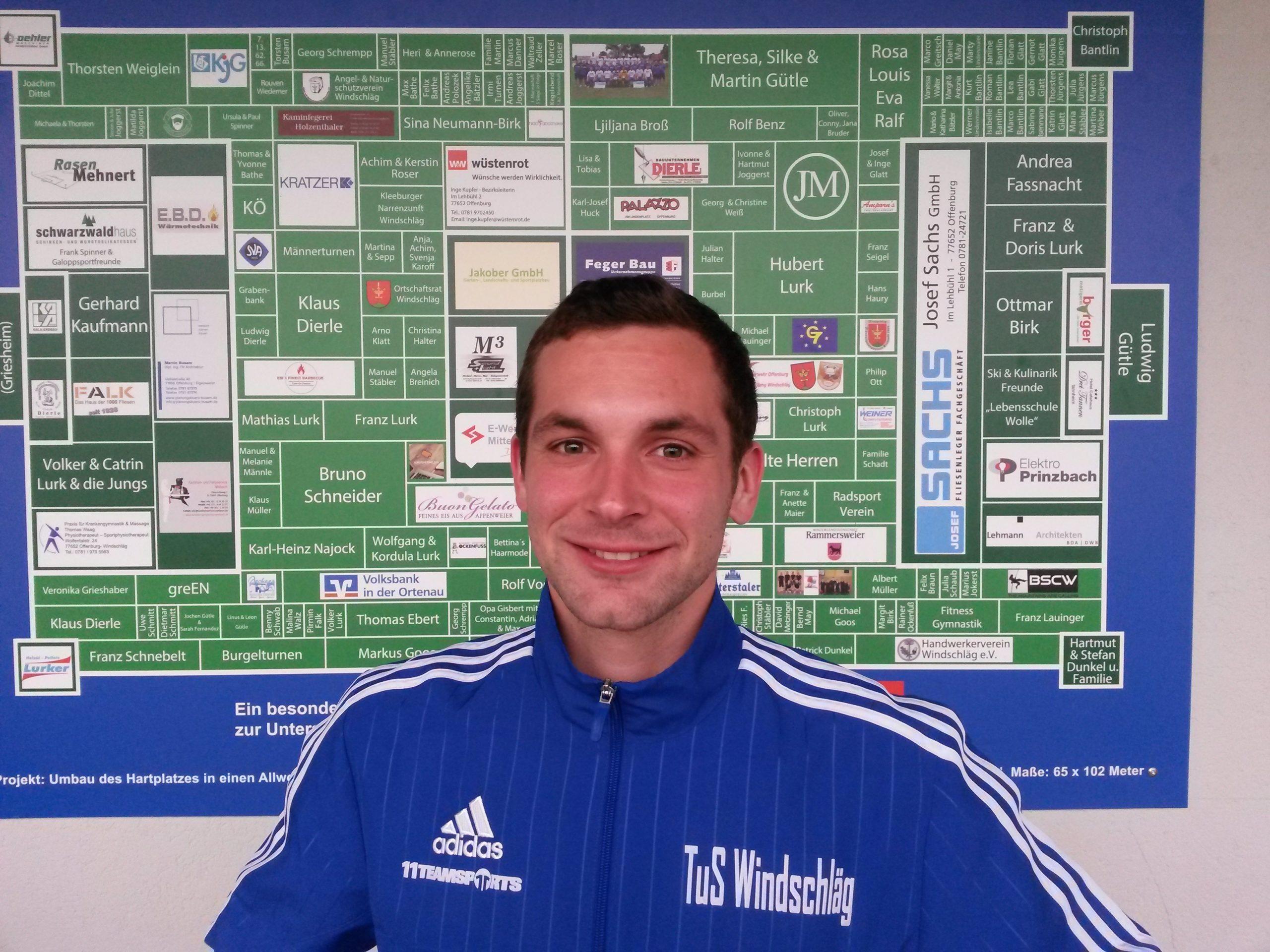 Marius Jokerst | Vorstand